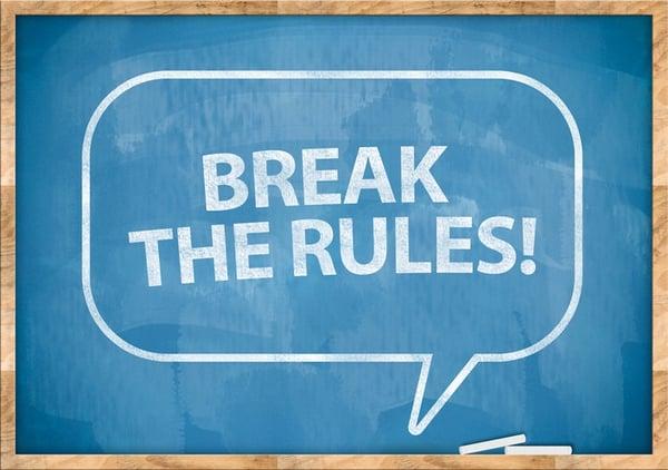 46 Rules of Genius