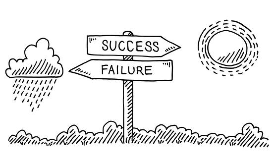 Failure to Success in Selling