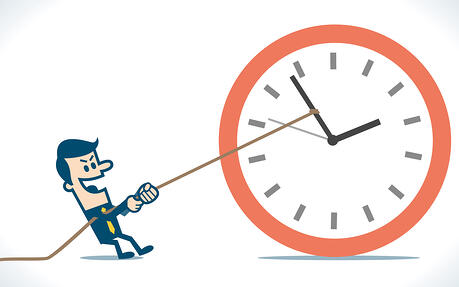 """How to Build """"Buffer Time"""" into Your Schedule"""