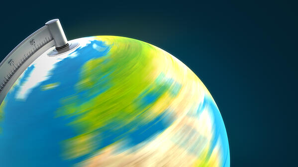 How to Remind Yourself the World Will Keep on Spinning