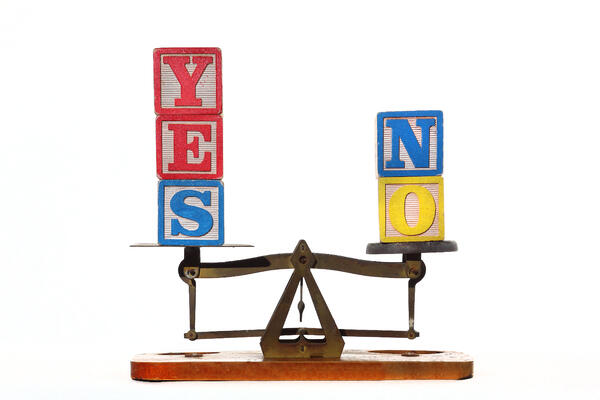 "How to Turn a ""No"" into a ""Yes"""