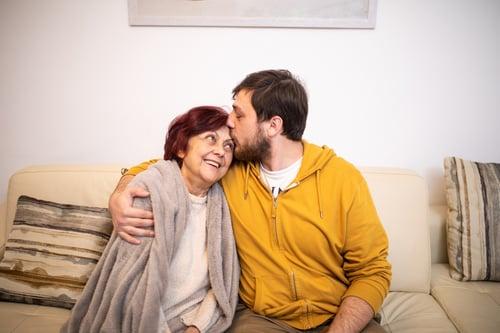 Keeping Grandma Warm-1