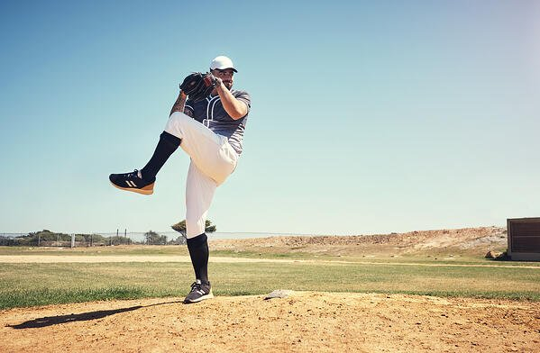 Learning to Pitch from a True Pitcher