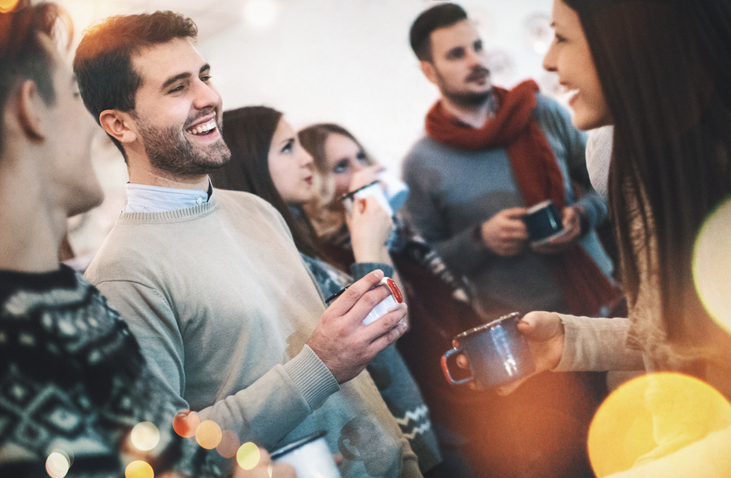 Perfect Your Holiday Party Pitch