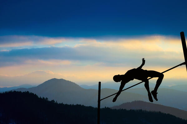 Pole-Vaulting Over the Moat