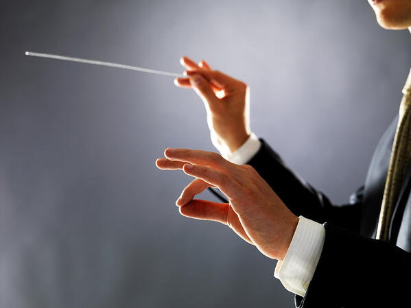 Sales Professional as a Symphony Conductor