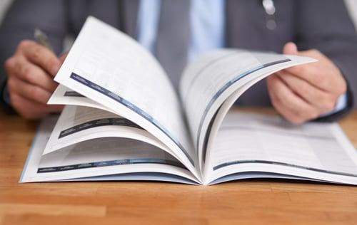 Shortcomings of brochures
