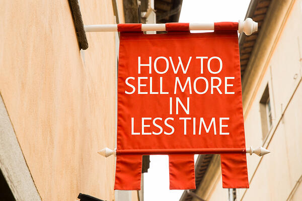 Surprisingly Simple Strategies for Todays Crazy-Busy Sellers
