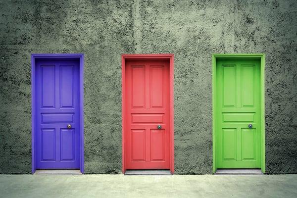 Take the Third Door