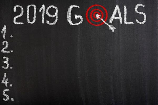 Tips for Writing 2019 Goals
