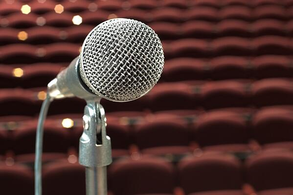 Public Speaking Tips from a World Champion