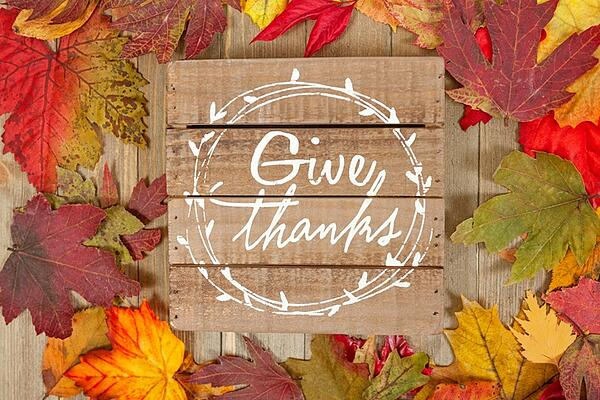 Ways to be Thankful Everyday