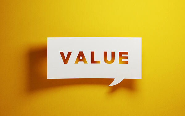 what value can you bring to the table?